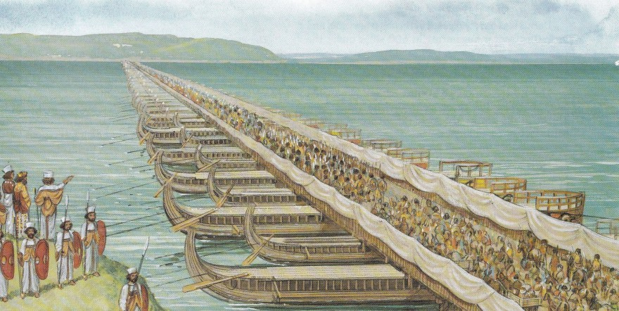 the-army-of-xerxes-crossing-the-hellespont-to-invade-greece--480-bc_--peter-connolly_persian-wars_user_-aethon-.jpg
